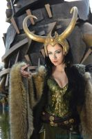 Lady Loki by Atra-in-wonderland