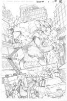 AXmen, Marvel Sample P.2 by biroons