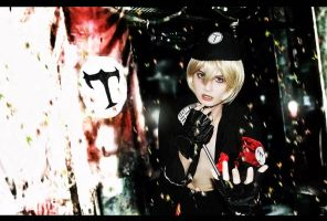 Alois Trancy- Military by juunana
