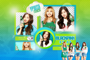BLACKPINK PNG PACK #7/Trevi by Upwishcolorssx