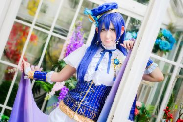 Bloodvanessa as Sonoda Umi by Nlghtmal2e