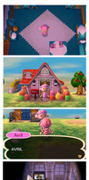 Animal Crossing dream town#1 Charly Town Part 3 by MC-Gemstone