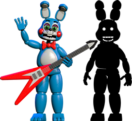 Toy Bonnie V2 (Release) by SupSorgi