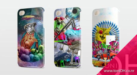 IPHONE cases collection by ToniOHeart
