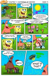 Nicktoons Unite! - Chapter #1 Issue #1 (Page 19) by AleMon1097