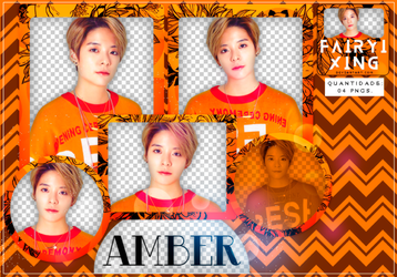 [PNG PACK #768] Amber - F(x) (DIMENSION4 GOODS) by fairyixing