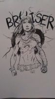 Molly Hayes from battle of the atom by coolmonkeyd