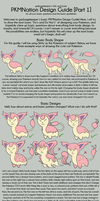 PKMNation: Basic Pokemon Design Guide [Part 1] by garbagekeeper