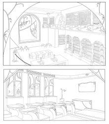 Background sketches by sketchypages