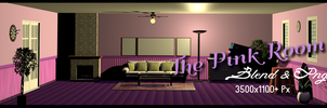 Pink Room by thobar