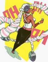 Twintelle - ARMS by Crois