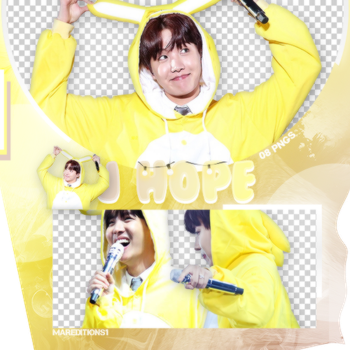 /PACK PNG/ HOSEOK. by MarEditions1