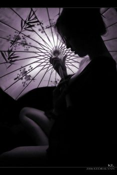 Parasol Light by kedralynn