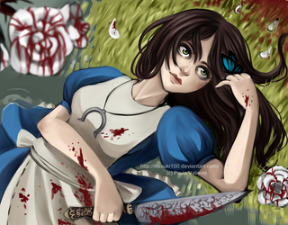 Alice Madness Returns by Nasuki100