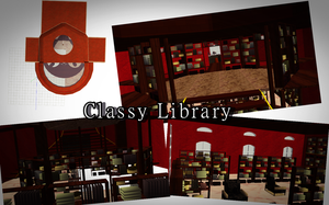 Classy Library [DL] by AleNor1