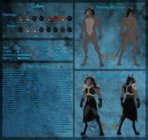 Anathus Reference Sheet by GlacialNecrothyn