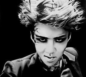 Sehun from EXO, Kpop by Mim78