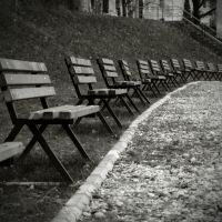 Benches by Lost-in-a-day