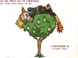 On the First day of X-mas... by karniz