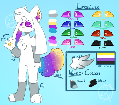 .:Cotten Reference Sheet :. by DraxC4