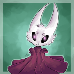 Someone asked for more fluffy hornet by WolvesInTheDawn
