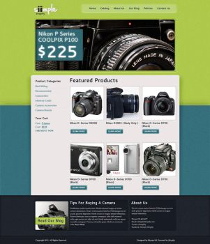 Siimply Shopify by bharani91