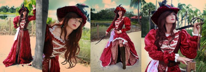 Pirates of the Caribbean Redhead Commission by DuysPhotoShoots