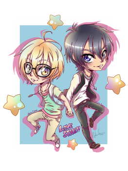 .:LOVE STAGE!!:. by KatheChan