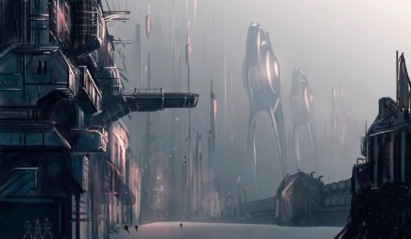 Invasion by JamesLedgerConcepts