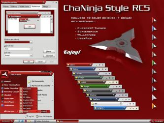 ChaNinja Style RC5 by chaninja