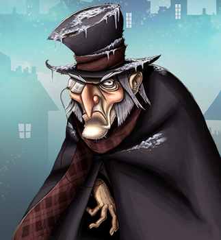 Scrooge by Synje