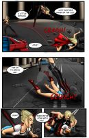 Supergirl: Agents of Oblivion Part 2 page 25 by RoderickSwawyki