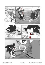 SonicFF Chapter 6 P.26 by SonicFF