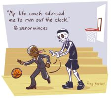 Twaggie 4: Run the Clock by KazFoxsen