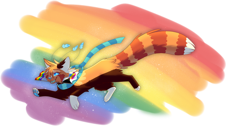 Happy Pride Month! by Zaivinx