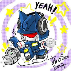 KittyCon_soundwave_ by JinoSan