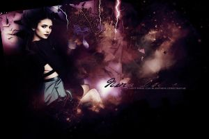 Nina Dobrev - Other than me by ParalyzingLove
