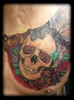 Skull by state-of-art-tattoo