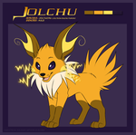Jolchu Reference Sheet by JamJams