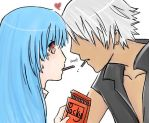 want some pocky? by MirukuTea