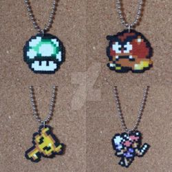 Necklace Collection 1 by Brainader