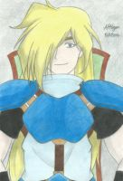 Gourry Gabriev in colour by Ergonis