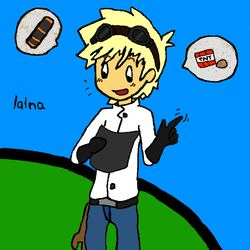 YOGSCAST Lalna (Duncan) by Zefic
