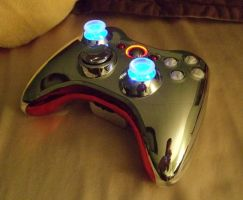 Xbox One Modded Controller For Xbox 360. by scottgriffin