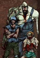 Left 4 Dead: Troublemakers by karniz