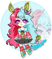 [Adopts]: Candy Hearts (CLOSED) by SimplyDefault