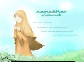 ramadhan is coming by kuzuryo