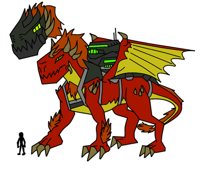Battle Dragon-Midegrund by Jmp01