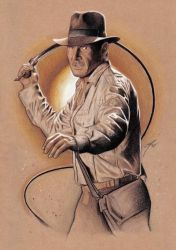 Indiana Jones - Whip It by GabeFarber