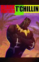 black panther by m7781